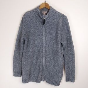 💥SALE💥 White Stag Gray Sweater Jacket , 1X